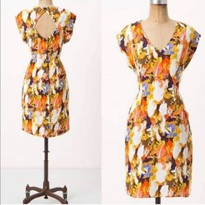 Anthropologie Maple Era Plume Dress (6)
